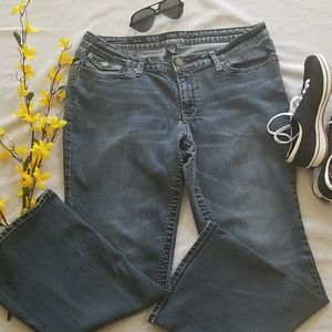 A New Approach Petite Bootcut Jeans